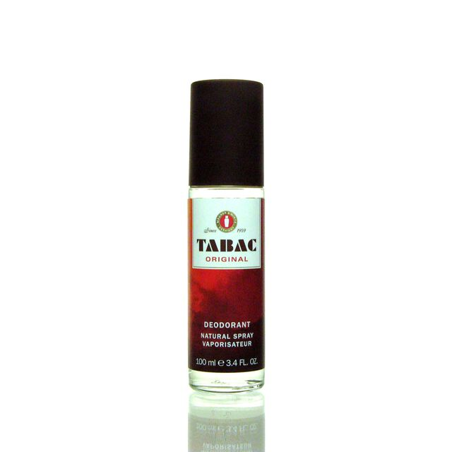 Tabac Original Deodorant Deo Natural Spray 100 ml