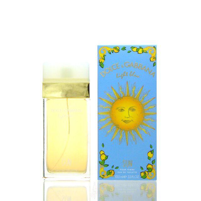 Dolce & Gabbana Light Blue Sun Woman Eau de Toilette 100 ml