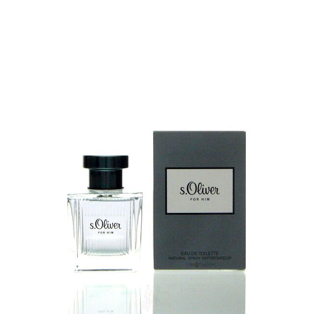 S.Oliver For Him Eau de Toilette 50 ml