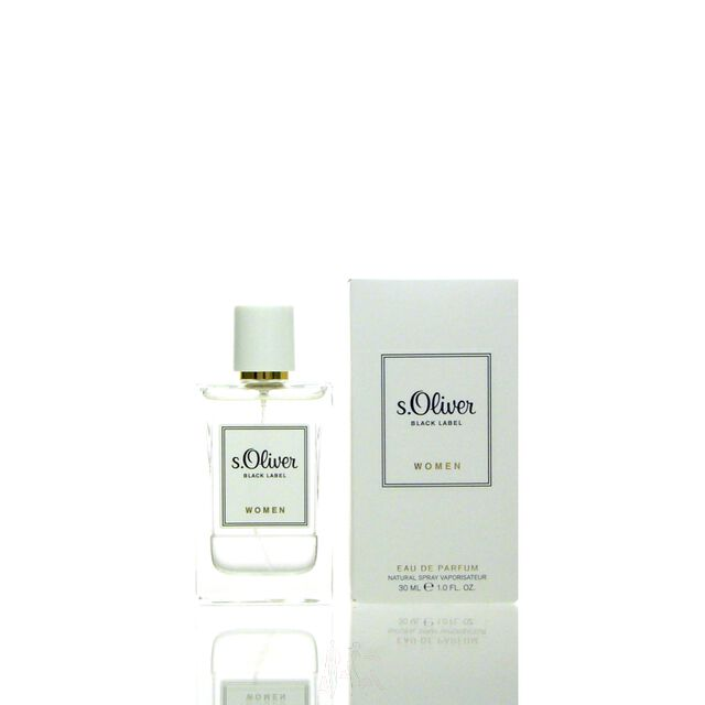 S.Oliver Black Label Women Eau de Parfum 30 ml