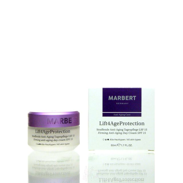 Marbert Lift 4 Age Protection Firming Day Care SPF 15 50 ml