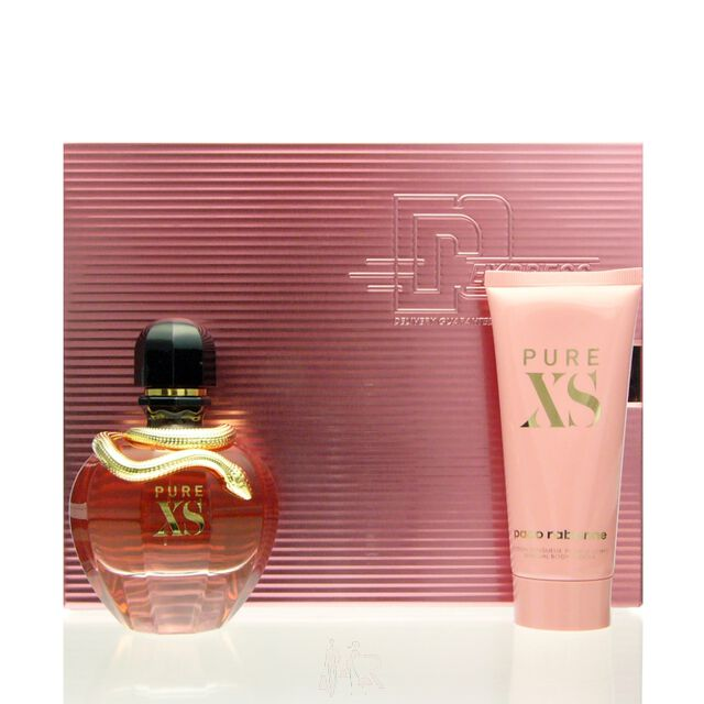 Paco Rabanne Pure XS for Her Set - EDP 80 ml + BL 100 ml