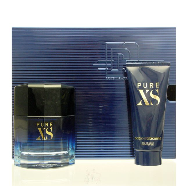 Paco Rabanne Pure XS Set - EDT 100 ml + SG 100 ml