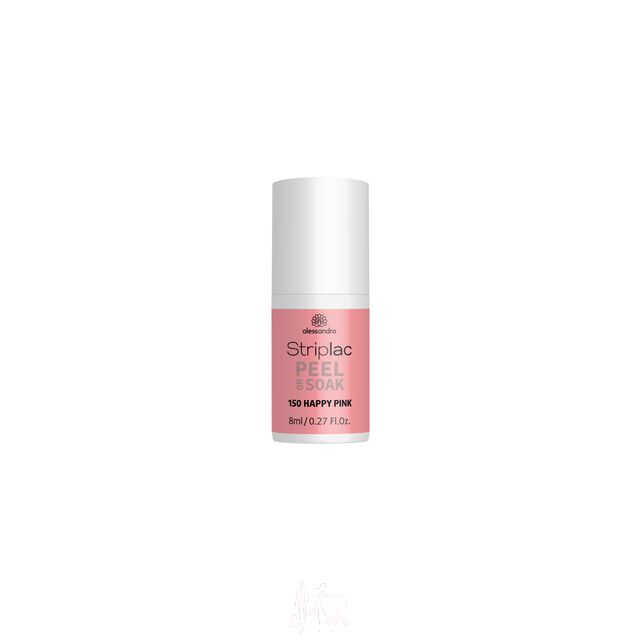 Alessandro Striplac Peel or Soak 150 Happy Pink 8 ml