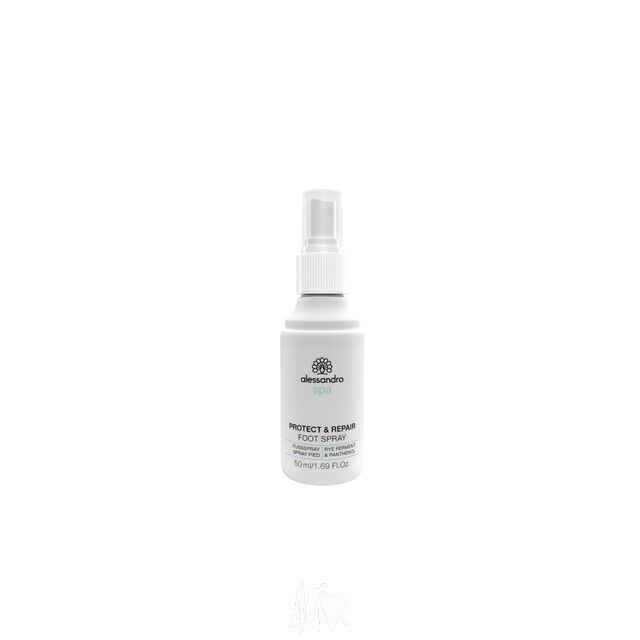 Alessandro Spa Protect & Repair Foot Spray 50 ml