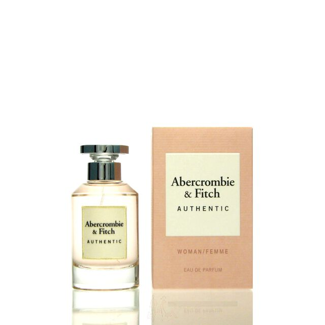 Abercrombie & Fitch Authentic Women Eau de Parfum 50 ml