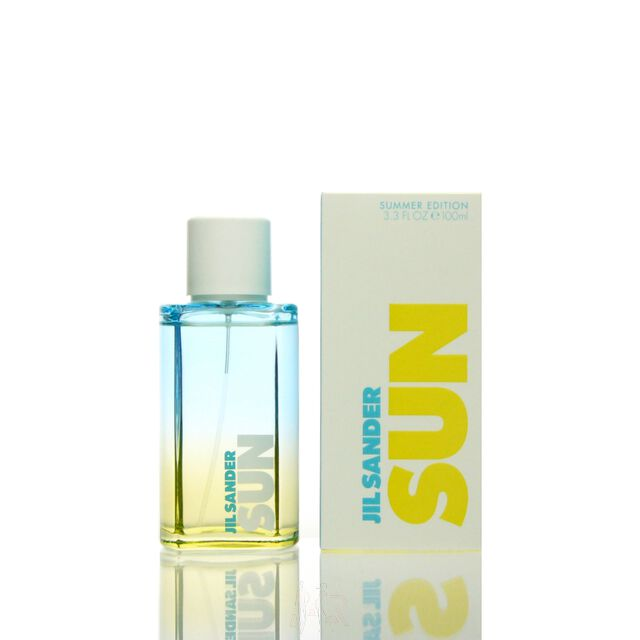 Jil Sander Sun Summer Edition Eau de Toilette 100 ml