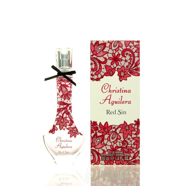 Christina Aguilera Red Sin Eau de Parfum 50 ml