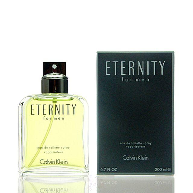 Calvin Klein Eternity For Men Eau De Toilette 200 Ml Redzilla