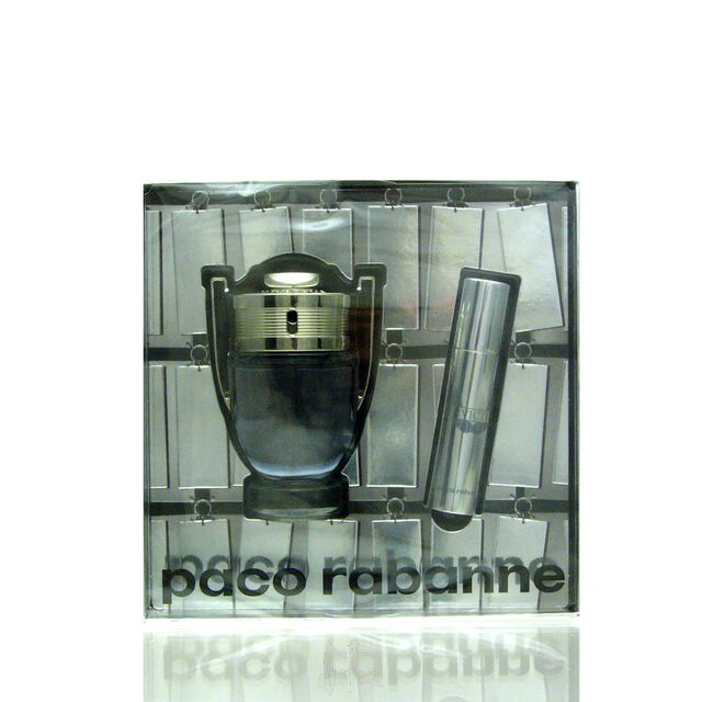 Paco Rabanne Invictus Set - EDT 50 ml + EDT 10 ml