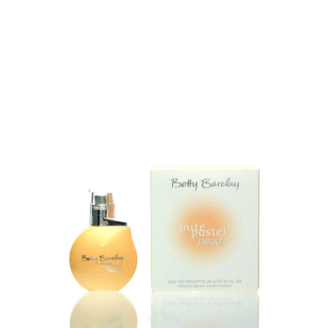 Betty Barclay Pure Pastel Peach Eau de Toilette 20 ml