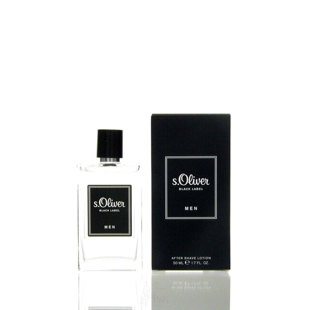 S.Oliver Black Label Men After Shave Lotion 50 ml