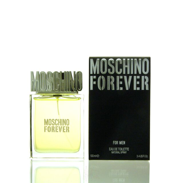 Moschino Forever for Men Eau de Toilette 100 ml