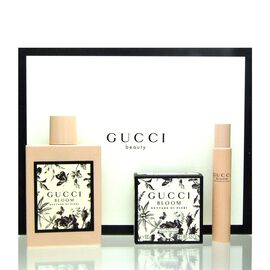 Gucci Bloom Nettare di Fiori Set - EDP 100 ml + Soap 100g...