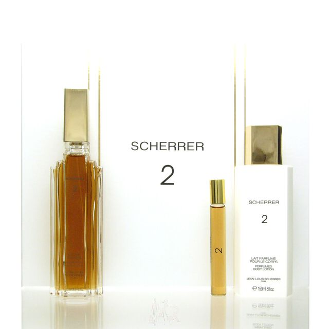 JEAN-LOUIS SCHERRER 2 Set - EDT 100 ml + BL 150 ml + EDT 10 ml