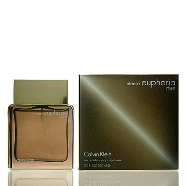 Calvin Klein Euphoria Intense for Men Eau de Toilette 100 ml