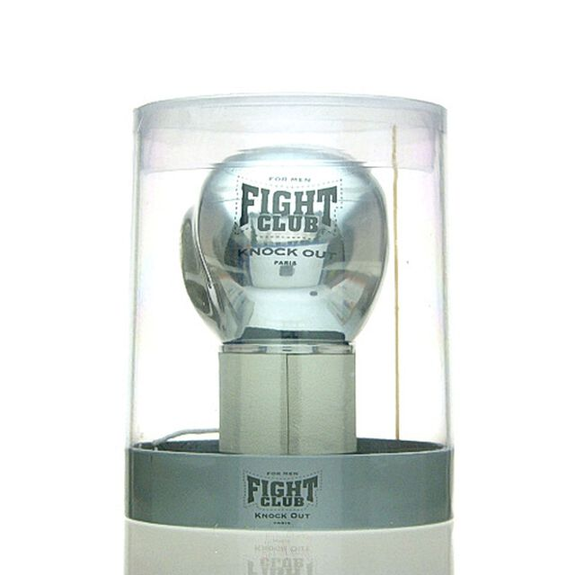 Fight Club KNOCK OUT for Men Eau de Toilette 100 ml