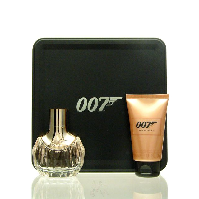 James Bond 007 for Women II Set - EDP 30 ml + BL 50 ml