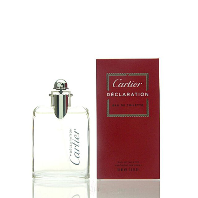 cartier declaration eau de toilette 50 ml redzilla. Black Bedroom Furniture Sets. Home Design Ideas