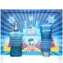 Jean Paul Gaultier Le Male Set - EDT 75 ml + Shower Gel...