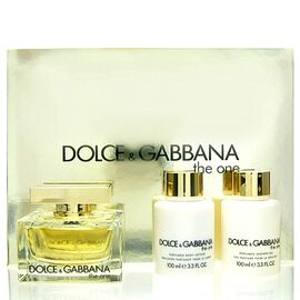 Dolce & Gabbana D&G The One SET - EDP 75 ml + BL 100 ml +...