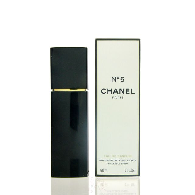 Chanel No.5 Eau de Parfum 60 ml Refillable/Nachfüllbar