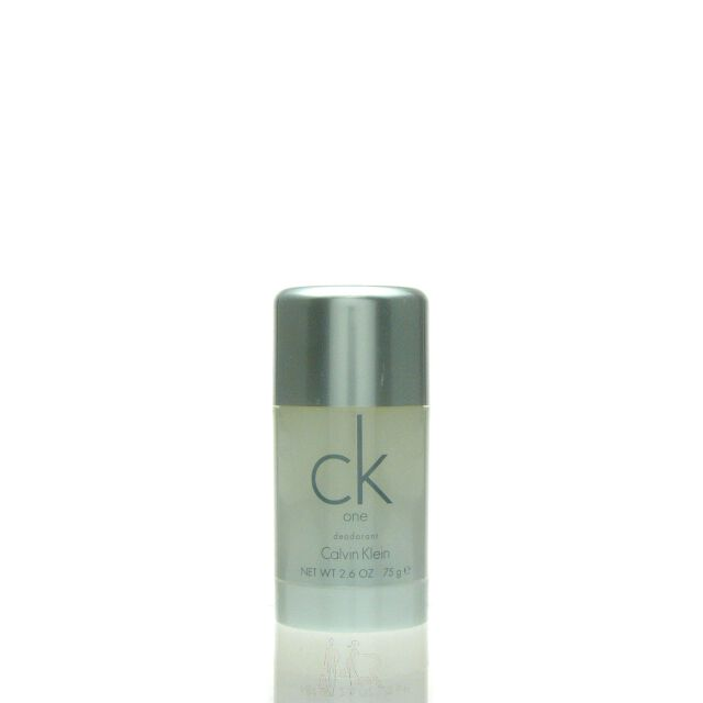 Calvin Klein CK One Deodorant Deo Stick 75 ml
