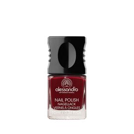 Alessandro Nagellack Nail Polish 26 Velvet Red 10 ml