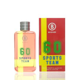 Bogner 60 Sportsteam Eau de Toilette 100 ml