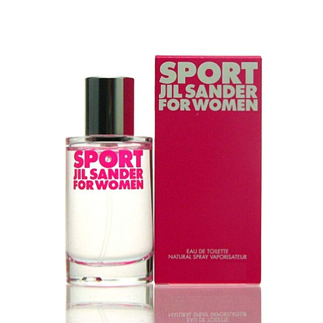 Jil Sander Sport for Women Eau de Toilette 100 ml