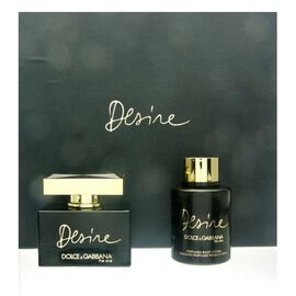 Dolce & Gabbana D&G THE ONE DESIRE SET- EDP 50 ml + BL...