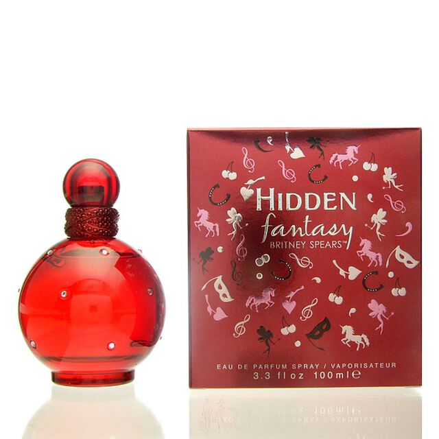 Britney Spears Hidden Fantasy Eau de Parfum 100 ml