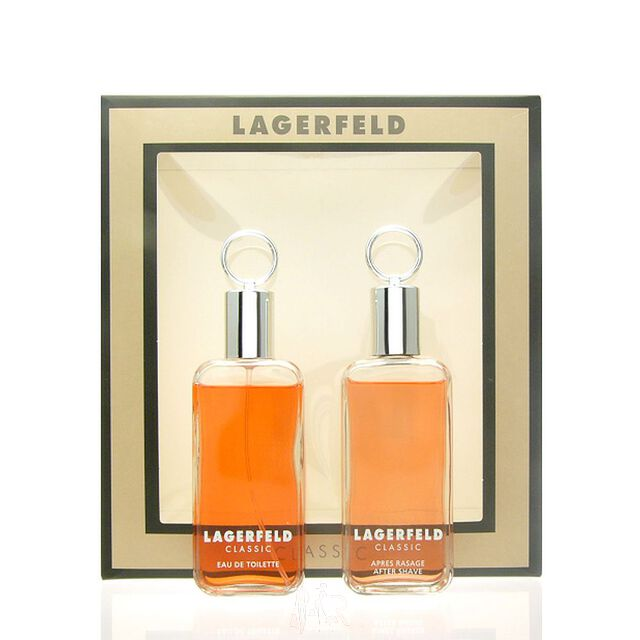 Lagerfeld Classic Set - EDT 60 ml + AS 60 ml