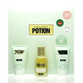 Dsquared² Potion for Woman SET - EDP 30 ml + BL 30 ml +...