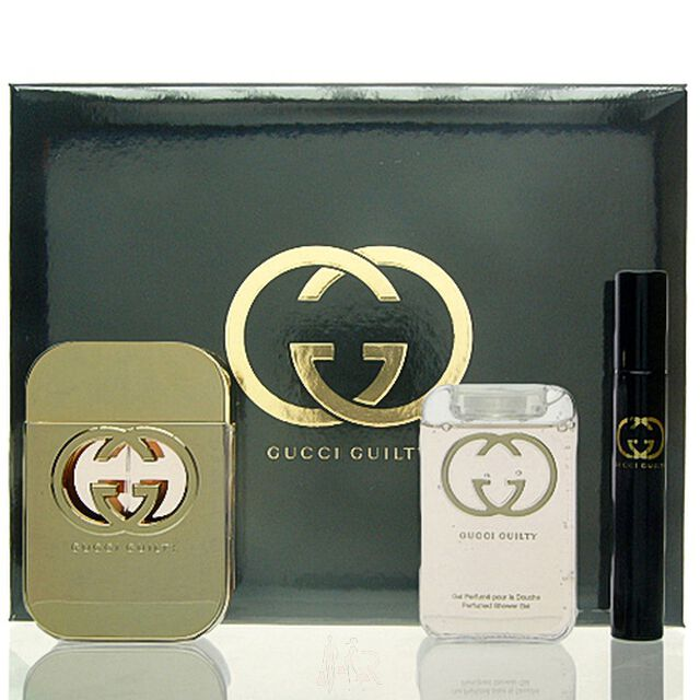 Gucci Guilty Woman Luxus SET - EDT 75 ml + BL 100 ml +...