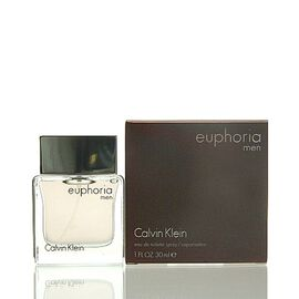 Calvin Klein Euphoria Men Eau de Toilette Spray 30 ml