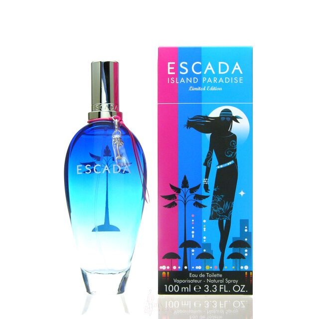 Escada Island Paradise Limited Eau de Toilette 100 ml