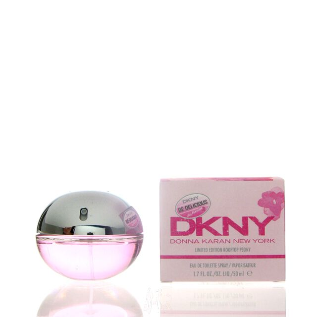 DKNY Be Delicious City Blossom Rooftop Peony Eau de Toilette 50 ml