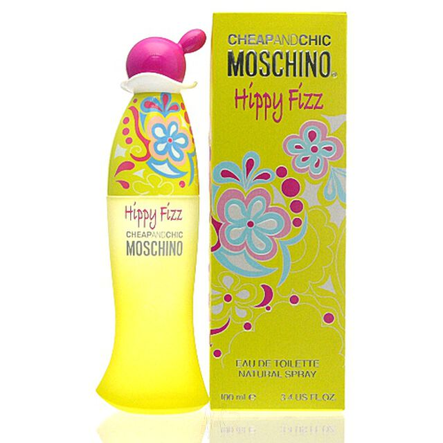 Moschino Hippy Fizz Eau de Toilette 100 ml