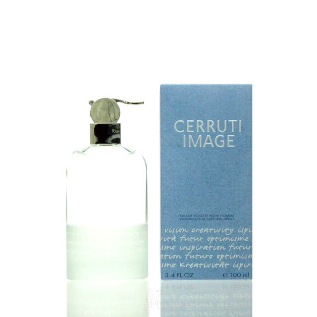 Cerruti Image Homme Men Eau de Toilette 100 ml