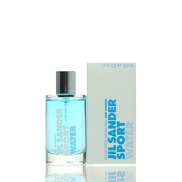 Jil Sander Sport Water Woman Eau de Toilette 50 ml
