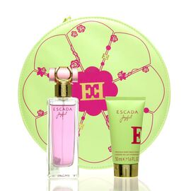 Escada Joyful SET - Eau de Parfum 50 ml + BL 50 ml + Beautycase
